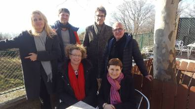 EUSEA Board meeting, Trieste, Italy, 12 January 2018