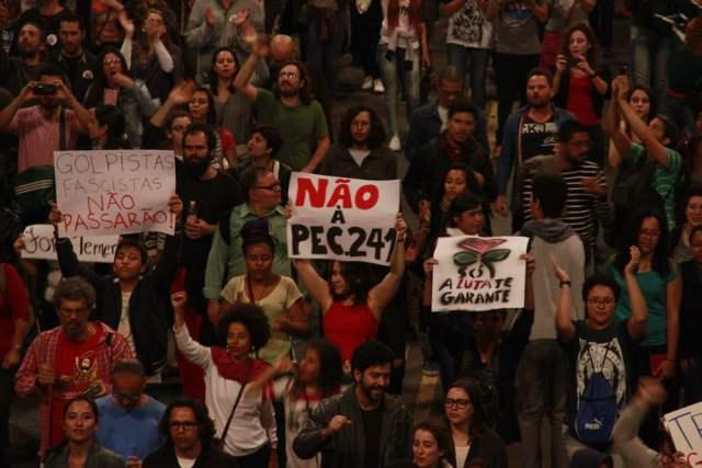 Ocupe Paulista Contra Golpe - AleMaciel (118)