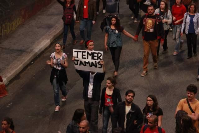 Ocupe Paulista Contra Golpe - AleMaciel (23)