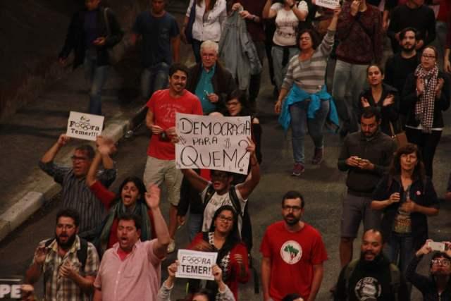 Ocupe Paulista Contra Golpe - AleMaciel (40)