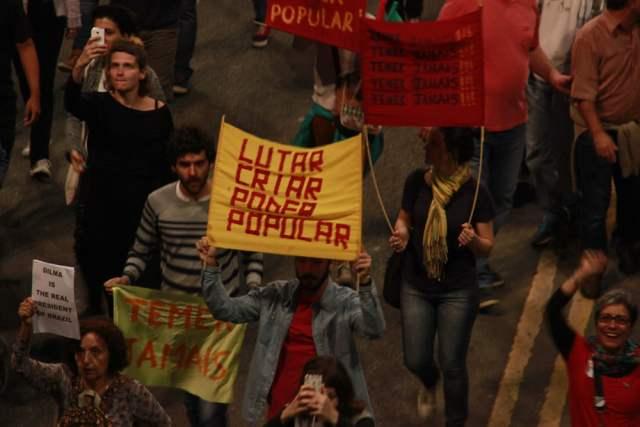 Ocupe Paulista Contra Golpe - AleMaciel (48)