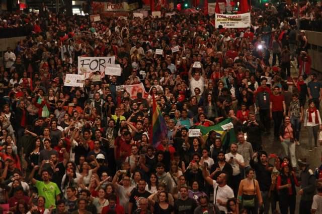 Ocupe Paulista Contra Golpe - AleMaciel (70)