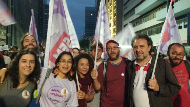 Ocupe Paulista Contra o Golpe 0003