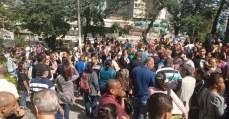 Professores de Caxias são agredidos
