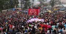 Solidariedade a ocupação Povo sem Medo reúne 15 mil em São Bernardo