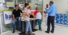 Banco do Brasil é paralisado no litoral sul de SP por quebrar acordo