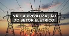 Campanha em defesa do Setor Elétrico Público - INTERSINDICAL
