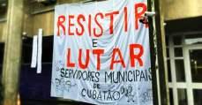 Comissão de Lutas dos Servidores de Cubatão: NÃO NOS CALARÃO!