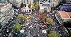 Trabalhadores param Argentina com maior greve geral do governo Macri