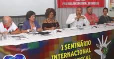 """Ismael Drullet: """"O inimigo comum dos povos é o imperialismo"""""""