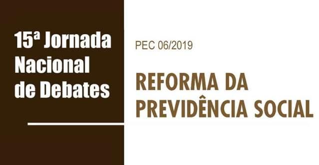 reforma da previdência pec 06-2019