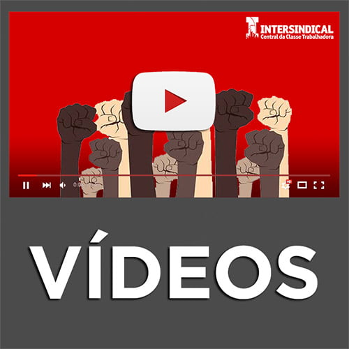 Vídeos da Intersindical no YouTube