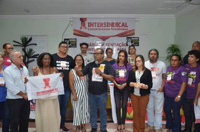 intersindical pará