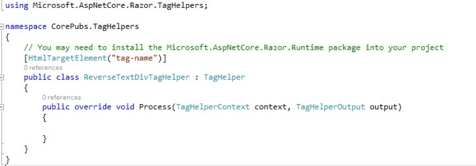 tag helper example code