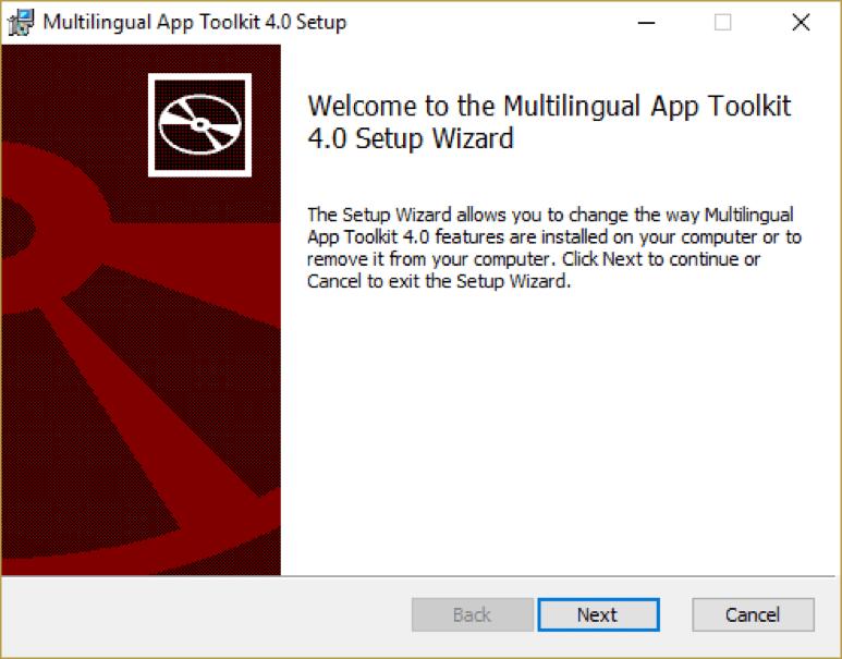 Multilingual App Toolkit setup