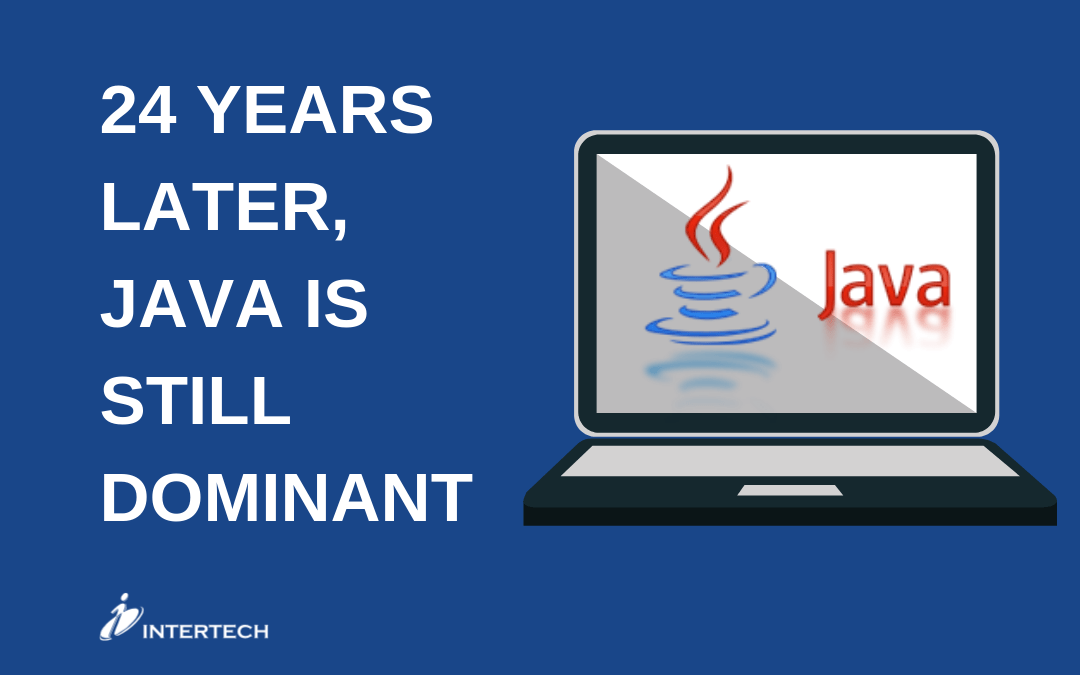 24 Years Later, Java is Still Dominant