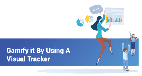 Gamify It By Using A Visual Tracker