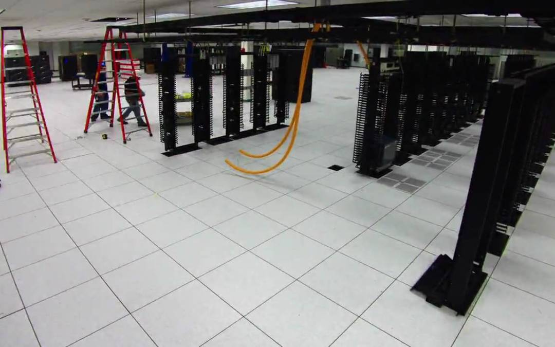Building your own datacenter