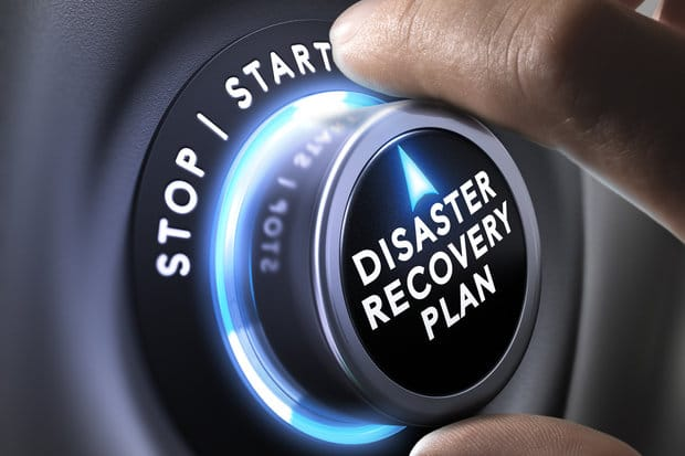 disaster recovery malta