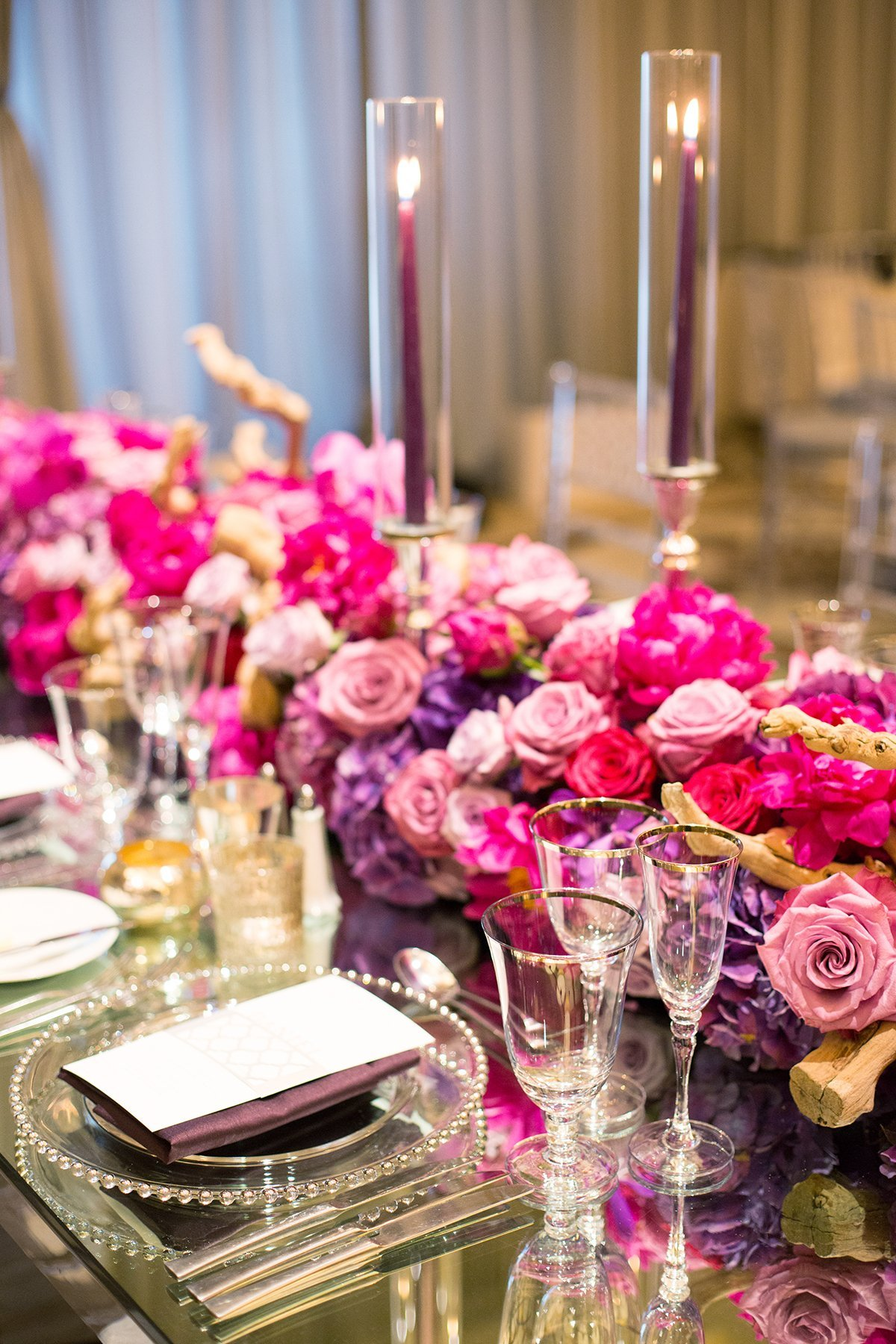 An Intertwined Event Glamorous Terranea Wedding