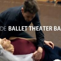 SNEAK PEAK: Peer Gynt by Johan Inger - A new creation for Ballet Theater Basel