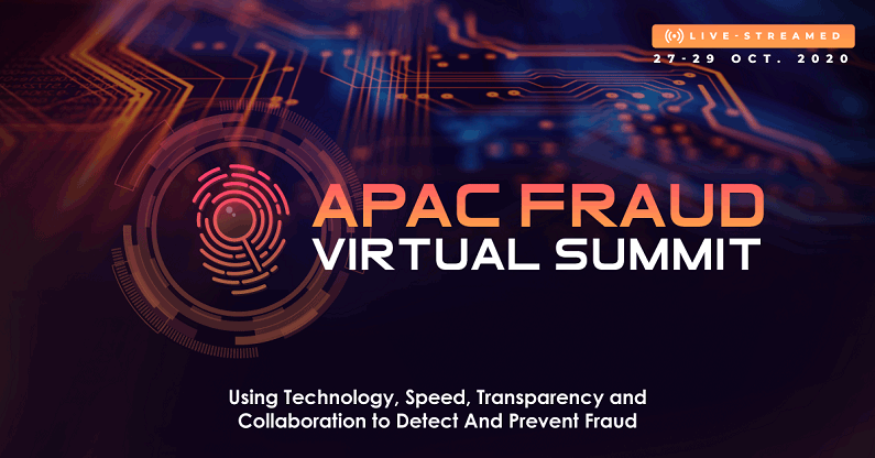 IMS Support to the APAC Fraud Virtual Summit 28 – 29 October 2020