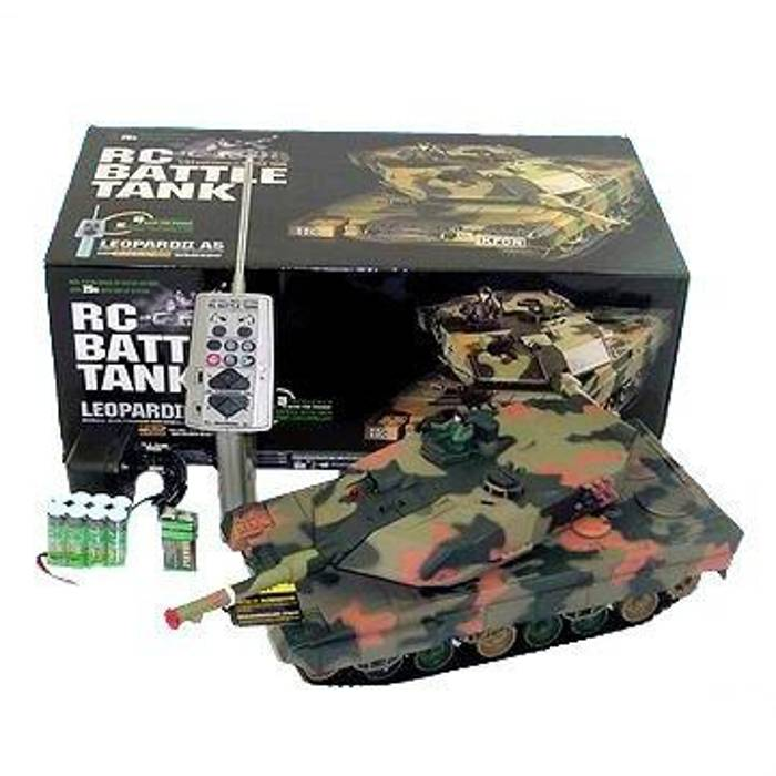 RC Tank LeopardII A5 2