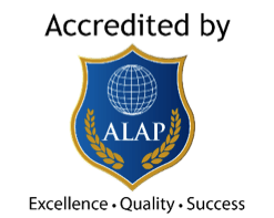 accredited by ALAP