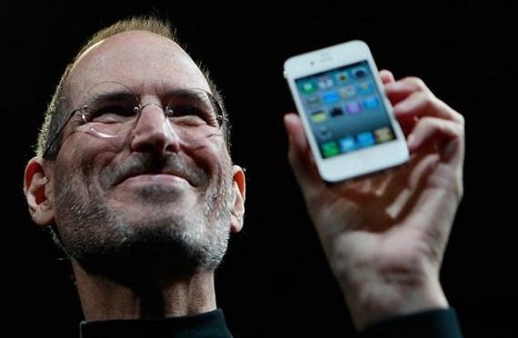 Apple no autoriza una aplicación para sus dispositivos sobre Steve Jobs