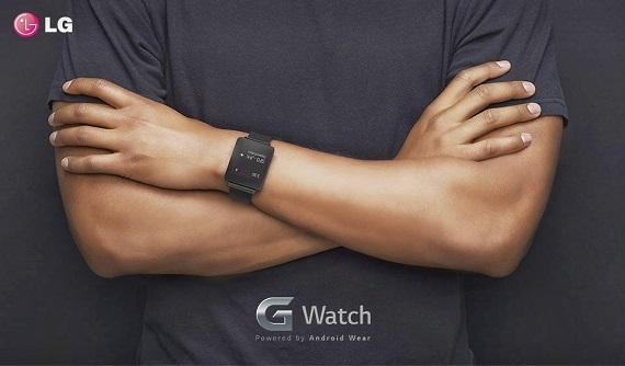 El LG G Watch se deja ver de nuevo en su primer vídeo promocional