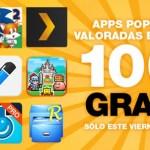 Amazon regala 30 aplicaciones valoradas en más de 100 euros