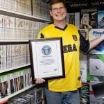 La mayor colección de videojuegos del mundo ya tiene dueño después de pagar 553.985 euros