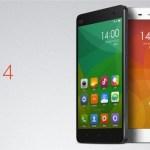 El Xiaomi Mi 4 ya es oficial