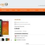 El Xiaomi Mi 4 ya se puede reservar en Italia al precio de 394,90 euros