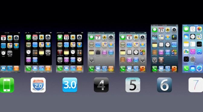 Un vídeo de 6 minutos repasa la historia del iPhone