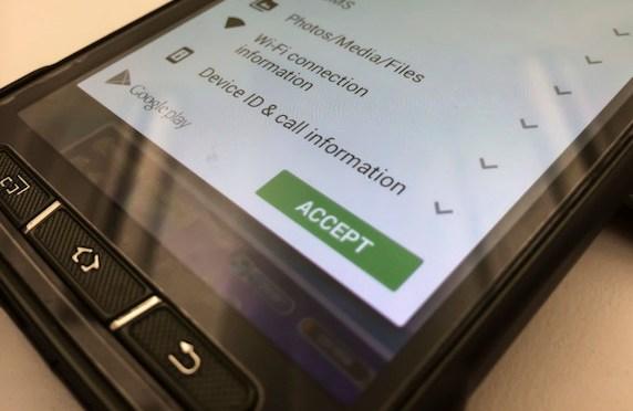 Las aplicaciones que más permisos solicitan en Android