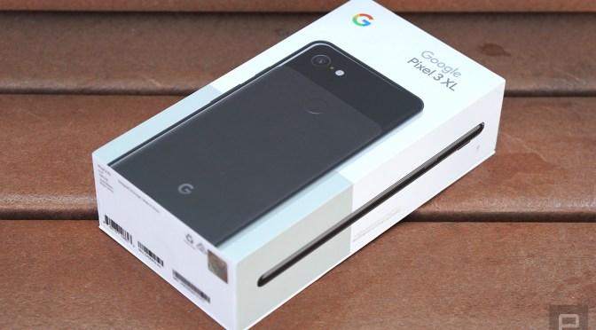 Ver para creer; una tienda de Hong Kong ya vende el nuevo Google Pixel 3 XL