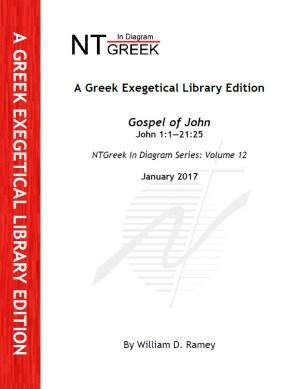 John | NTGreek In Diagram