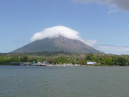 Ometepe loomed large in our family dining poll.