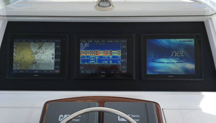 All At Once Or Piecemeal? Helm Electronics Upgrade