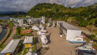 Saunders Yachtworks and Costa Rica's Marina Pez Vela Form Alliance