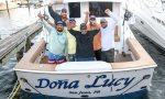 Dona Lucy Wins USVI Blue Marlin Tournament