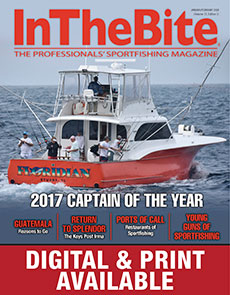 InTheBite Captain of the Year Issue