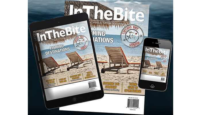 April / May Issue Hitting the Docks Now