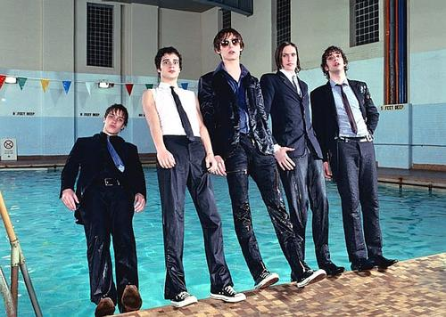 the strokes all the time
