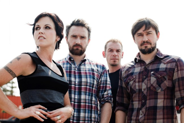 The-Cranberries-2012
