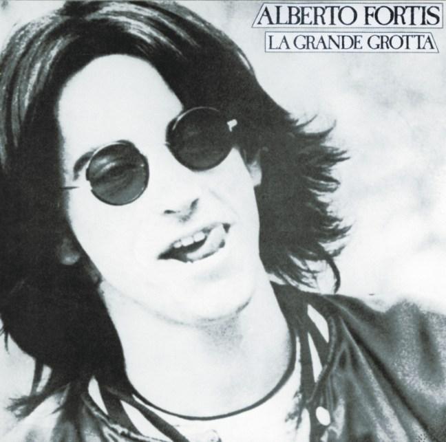 Alberto Fortis - La Grande Grotta - Settembre