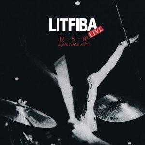 (APRITE I VOSTRI OCCHI) - LITFIBA (1987)