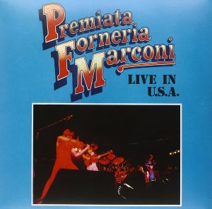 LIVE IN USA - PFM (1974)