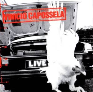 LIVE IN VOLVO - VINICIO CAPOSSELA (1998)